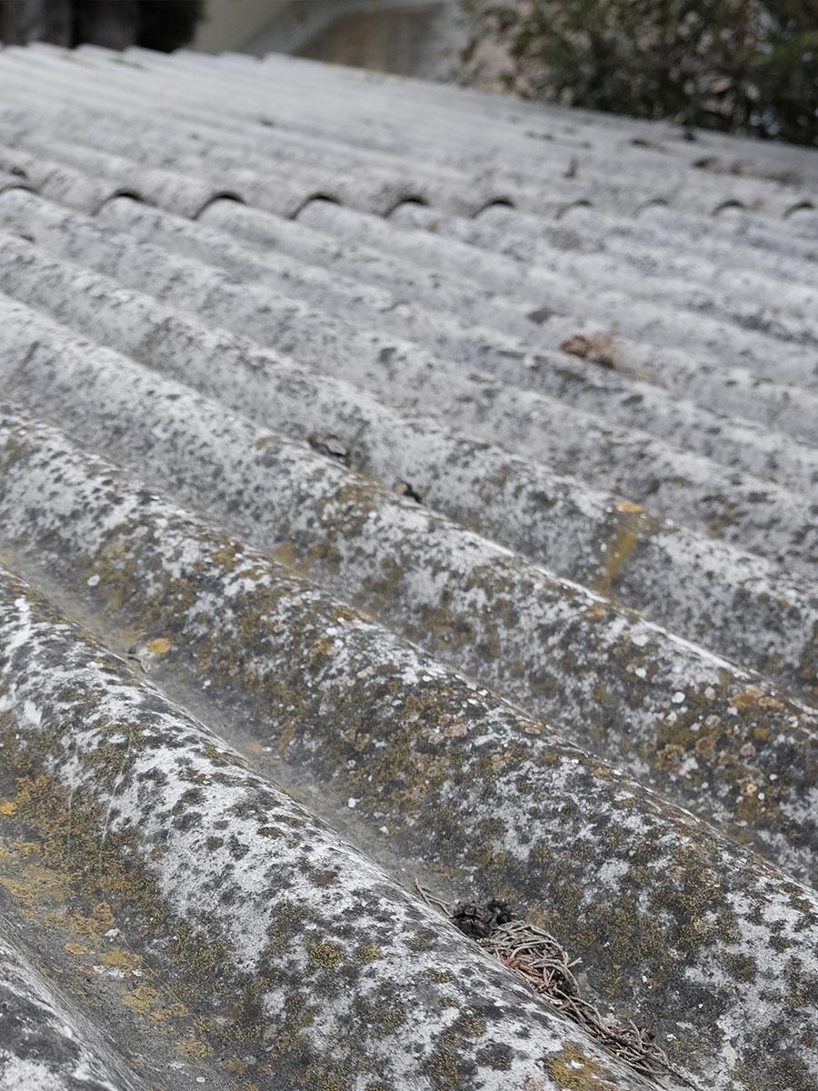 Couvertures plaques fibres-ciment